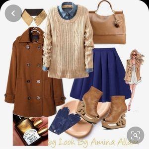 A-Lined Merona (Target) Skirt